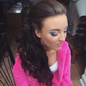 Hair Up and Make Up By Sian