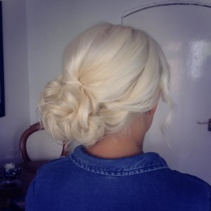 Hair Up By Sian