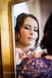 Hengrave Hall Bridesmaid make up