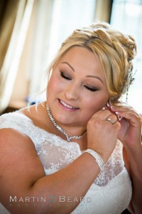 Hengrave hall wedding make up