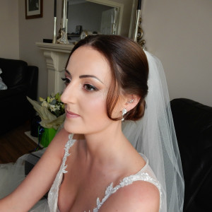 Wickford wedding make up